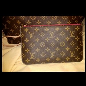 Louis Vuitton 🍒Cerises🍒 Red Neverfull pochette